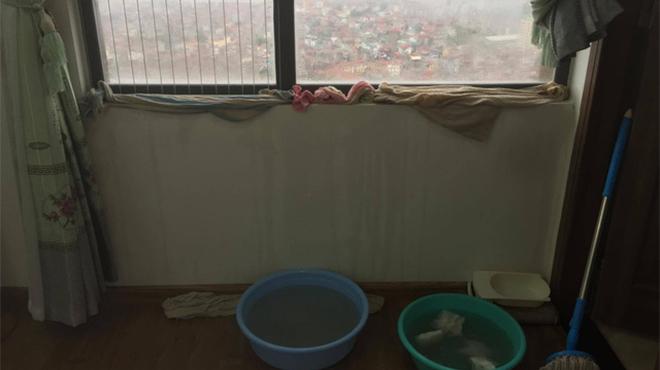 Sửa cửa nhôm bị thấm nước