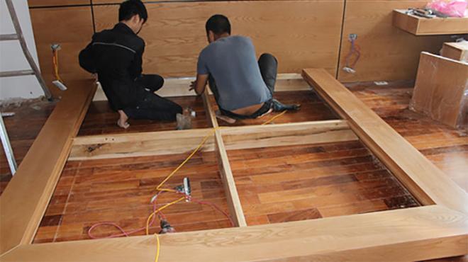 Sửa khung cửa gỗ